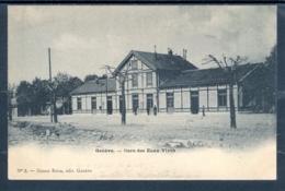 22169 Genève - Gare Des Eaux-Vives - GE Genève