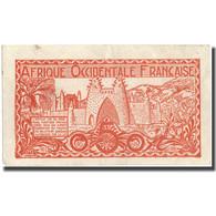 Billet, French West Africa, 0.50 Franc, Undated (1944), KM:33a, TTB - États D'Afrique De L'Ouest