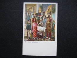AK BATAVIA Bruidspaar Litho Ca.1900 Indonesia Java  //  D*36171 - Indonesien