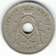 Belgium, 5 Centimes 1925 (NL) - 1909-1934: Albert I