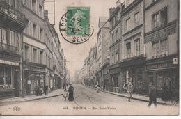 ROUEN RUE SAINT VIVIEN - Rouen