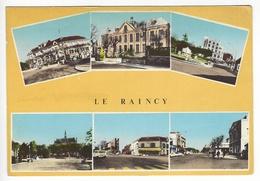 1524 - LE RAINCY .- Quelques Vues. - Le Raincy