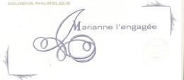 Año 2018 Marianne 2018 - Blocs Souvenir