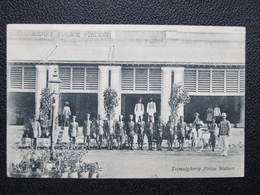 AK Trimulgherry Police Station  Ca.1910 Indonesia Java  //  D*36178 - Indonesien