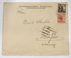 Yugoslavia 56/7 - 1919-1929 Königreich Der Serben, Kroaten & Slowenen