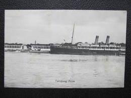 AK TANDJONG PRIOK Schiff  Ca.1910 Indonesia Java  //  D*36180 - Indonesien