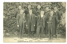 13 BARBENTANE INVENTAIRES LES VICTIMES DU 14 DECEMBRE 1906 POLITIQUE RELIGION EDITEUR BERTEAUD ROGNONAS BOUCHES DU RHONE - Autres Communes