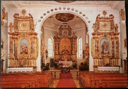 Ak Deutschland - Maria - Thann -  Wallfahrtskirche , Church , Eglise - Innenaufnahme - Kirchen U. Kathedralen