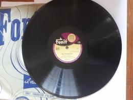 Fonit  - 1954   Nr. 14213. Giacomo Rondinella - 78 Rpm - Schellackplatten