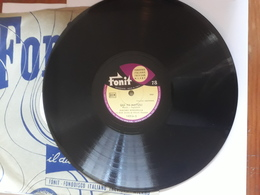 Fonit  - 1954   Nr. 14213. Giacomo Rondinella - 78 G - Dischi Per Fonografi