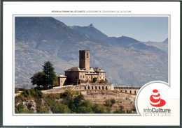 VALLE D'AOSTA - Castello Di Sarre - Cartolina Non Viaggiata. - Castillos