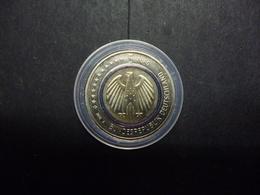 DUITSLAND 5 EURO 2016 PLANET EARTH LETTER A - Allemagne