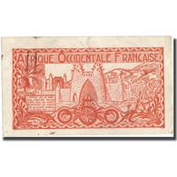 Billet, French West Africa, 0.50 Franc, Undated (1944), KM:33a, TB+ - États D'Afrique De L'Ouest