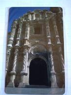 México Saltillo Coahuila  Front Of The Cathedral - Mexico