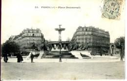 Dpt 75 Paris XII Place Daumesnil No55 - Francia