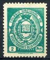 ESPAÑA. COLEGIO REGISTRADORES DE LA PROPRIEDAD. CATÁLOGO ALEMANY-EDIFIL CAPITULO VI (PAG.60) Nº38* - Fiscales