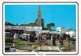1 AK  Marokko * Tanger - Der Große Markt * - Tanger