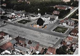 Luchtfoto Gemeentehuis - Leopoldsburg