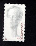 706394423 DENMARK POSTFRIS MINT NEVER HINGED POSTFRISCH EINWANDFREI  SCOTT 1185 60TH BIRTHDAY OF QUEEN MARGRETHE - Neufs