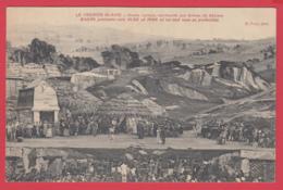 BÉZIERS - 1908 - Le PREMIER GLAIVE - RHAN Proclame Unis HLOD Et MIRA - Drame Lyrique Aux Arènes - PONS Phot. 2 SCANS ** - Beziers