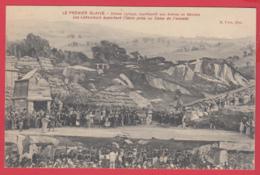 BÉZIERS - 1908 - Le PREMIER GLAIVE - LES LABOUREURS Apportent L'IDOLE- Drame Lyrique Aux Arènes - PONS Phot. 2 SCANS ** - Beziers