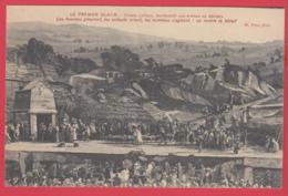 BÉZIERS - 1908 - Le PREMIER GLAIVE - ON RENTRE LE BÉTAIL- Drame Lyrique Aux Arènes - PONS Phot. 2 SCANS ** - Beziers