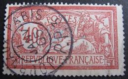 DF50500/131 - TYPE MERSON - N°119 ☉ - SUPERBE CàD PARIS JOURNAUX PP2 Du 1 JANVIER 1905 - 1900-27 Merson