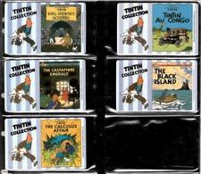 Télécartes Tintin ( Voir Photos ). - BD