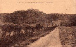 CPA, Environs De Saint-Vaast-la-Hougue, La Pernelle - Saint Vaast La Hougue
