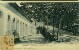 PORTUGAL - VIZELLA - ESTABELECIMENTO THERMAL E AVENIDA - EDITOR ALBERTO FERREIRA - 1900s (BG2208) - Braga