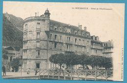 LA BOURBOULE - Hôtel De L'Etablissement (animation) Attelage Cheval - La Bourboule