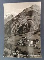 Cartolina Di Ollomont - Italie