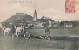 CPA - France - (21) Côte D'Or - Malain - Autres Communes