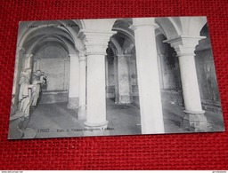 LOBBES -  Crypte De L' Eglise  -  1910 - Lobbes