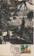 ILES WALLIS FUTUNA  PREMIER JOUR 4 MARS 1958 - Wallis E Futuna