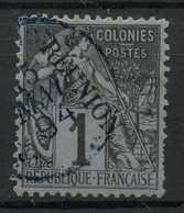 Reunion (1891) N 17 (o) - Réunion (1852-1975)