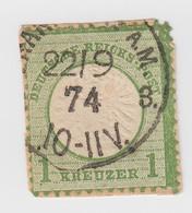 REICH  1K N° 20   C6 - Allemagne