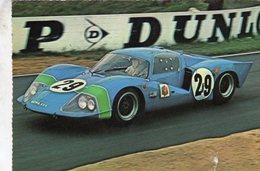 24 Heures Du Mans 1968  -  Matra 630  -  Pilotes: Servoz-Gavin/Pescarolo - CP - Le Mans
