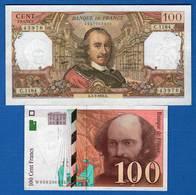 France  2  Billets - 1959-1966 Nouveaux Francs