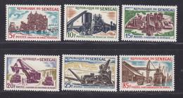SENEGAL N°  235 à 240 ** MNH Neufs Sans Charnière, TB (D8309) Industrialisation -1964 - Senegal (1960-...)