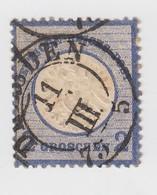 REICH  2G N° 17  DRESDEN   C7 - Germany