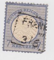 REICH  7K N° 23   C8 - Deutschland