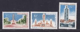 SENEGAL N°  242 à 244 ** MNH Neufs Sans Charnière, TB (D8310) Monuments Religieux -1964 - Senegal (1960-...)