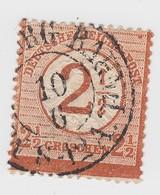 REICH  2 1/2G  N° 18   C7 - Allemagne