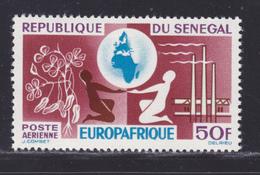 SENEGAL AERIENS N°   42 ** MNH Neuf Sans Charnière, TB (D8312) Anniversaire EUROPAFRIQUE -1964 - Sénégal (1960-...)