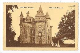 EGLETONS  (cpa 19)  Château De Maumont    -  L 1 - Egletons