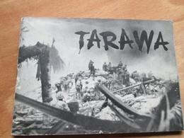 Petit Carnet Fascicule . Tarawa - Militaria