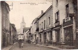 "MAYET DE MONTAGNE ""LA GRANDE RUE "" - France"