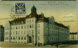 CZECH REPUBLIC - TROPPAU / Opava - K.K. POST U. TELEGRAPHEN DIREKTION FUER SCHLESIEN - EDIT K. MILICZEK 1921 (BG2214) - Tchéquie