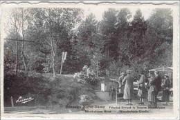 BANNEUX - Pélerins Devant La Source Miraculeuse - Sprimont